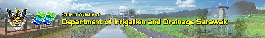 Welcome to Official Website of Department of Irrigation and Drainage Sarawak
